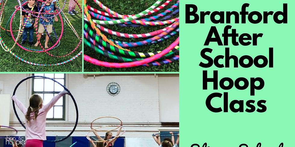 After School Hula Hoop Class K-4 Sliney Elementary School
