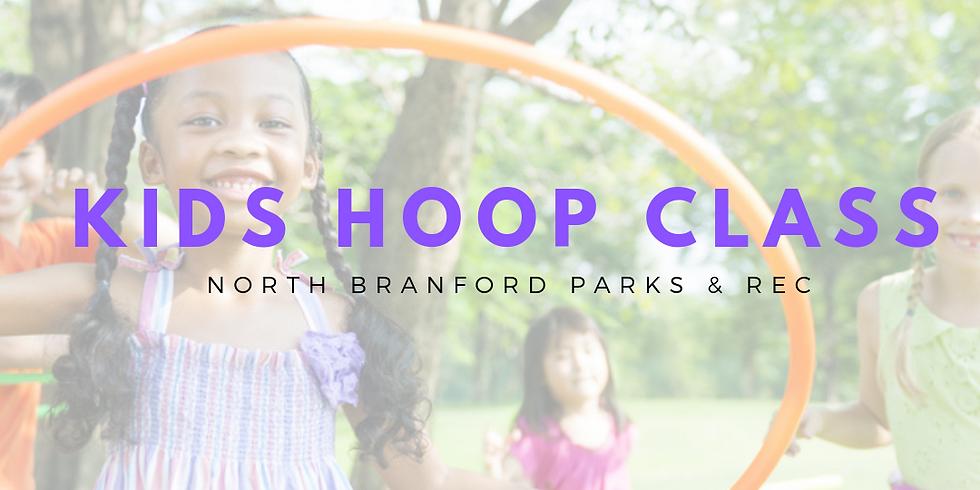 Kids Hula Hoop Star Class | 4 Week Series | Mondays