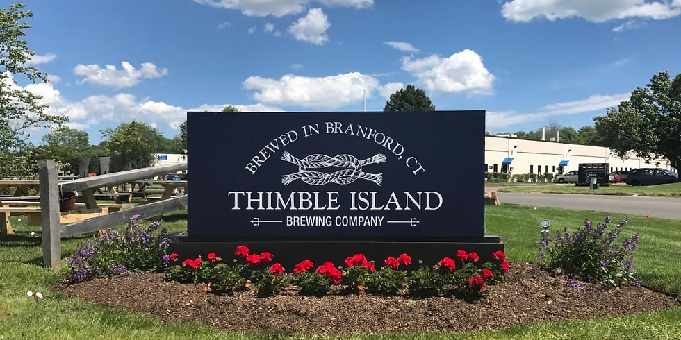 Hoops and Hops | Thimble Island Brewing Co.