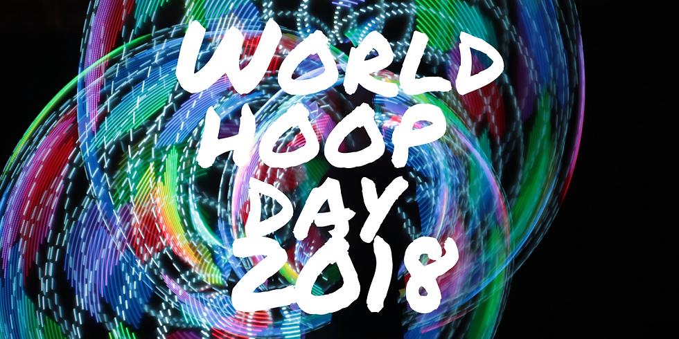 World Hoop Day | Free Community Hoop Dance | Every Week | Hoopla on the Green