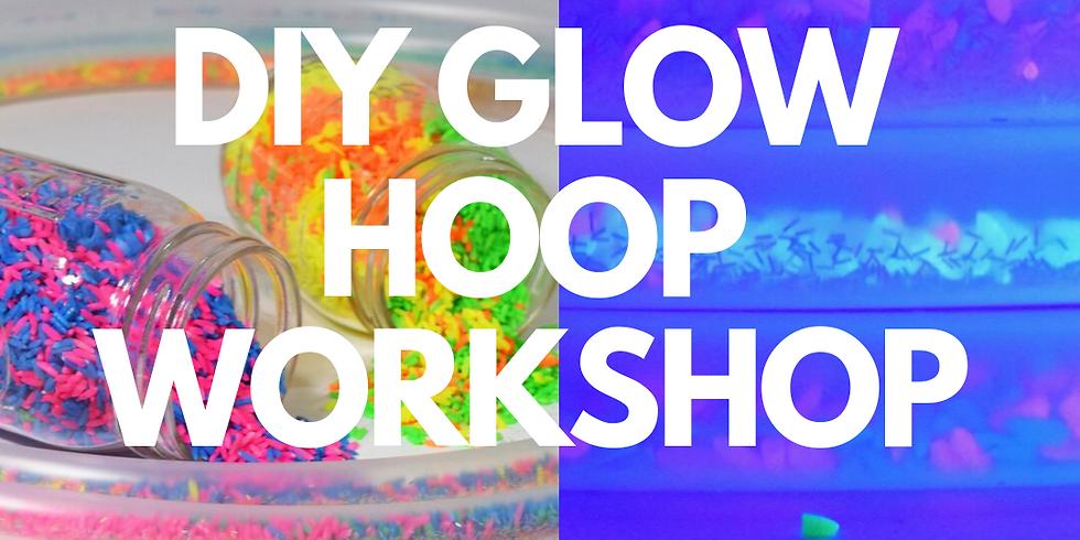 DIY Glow Hoop Workshop Grades K-6