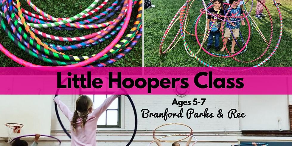 Little Hoopers Hoop Dance Class | 4 week series | Branford