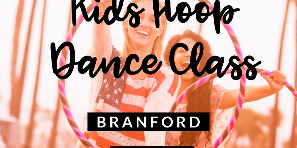 Kids Hoop Dance Class   4 Week Series   Mondays   Grades 5-8