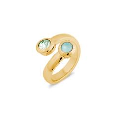 Melano Vivid ring met verwisselbare sten
