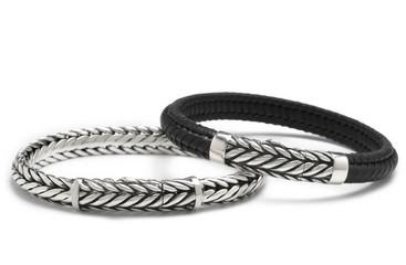 Silk armbanden