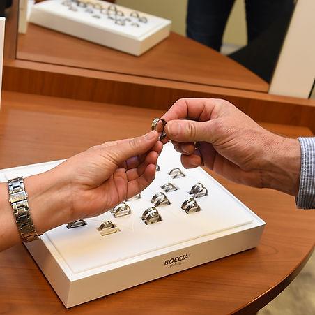Relatieringen bij Juwelier Volman