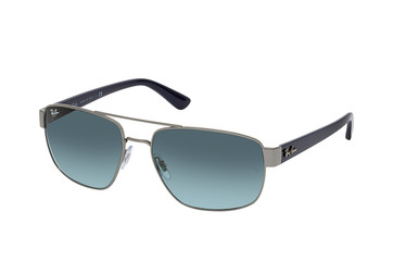 Ray Ban zonnebril RB3663 grijs €145