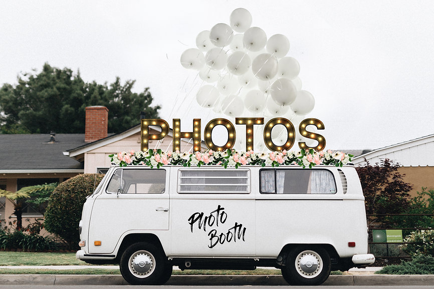 Photo Booth Van