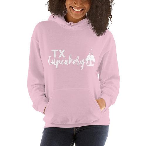 TX Cupcakery Logo Unisex Hoodie