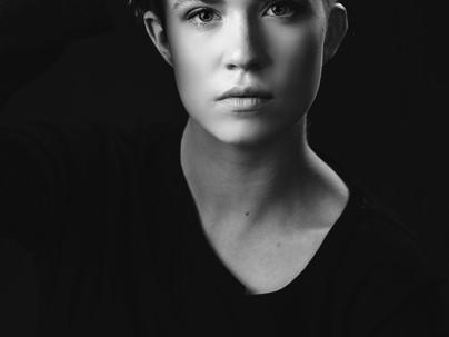Local Actress Johanna- updates her portfolio