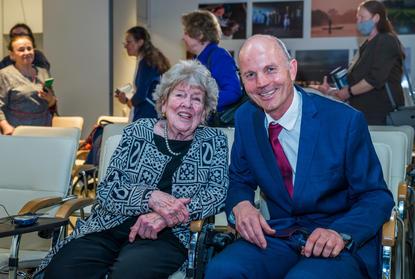 Suzanne Massie and M.S. Karlen