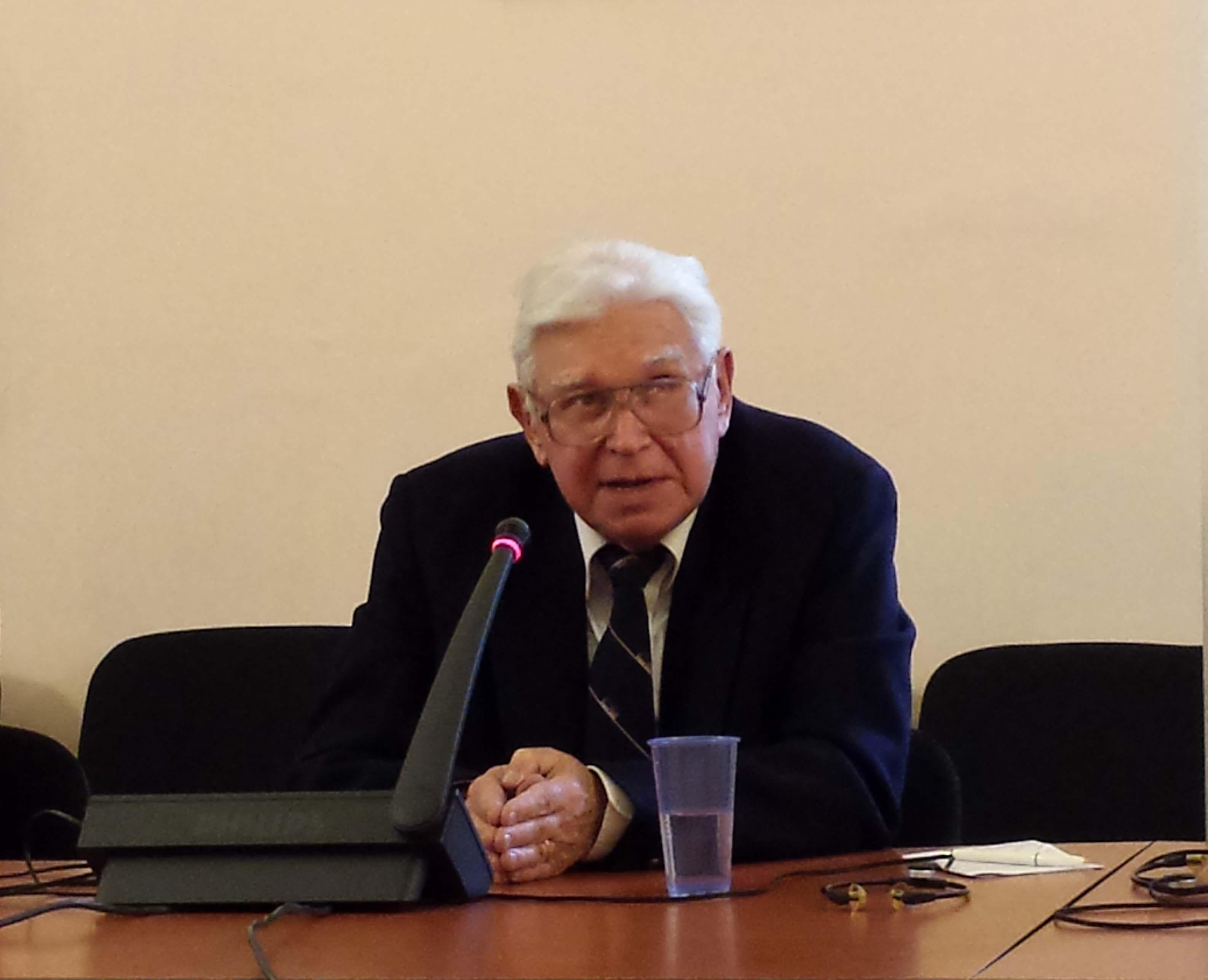 Ambassador Belonogov