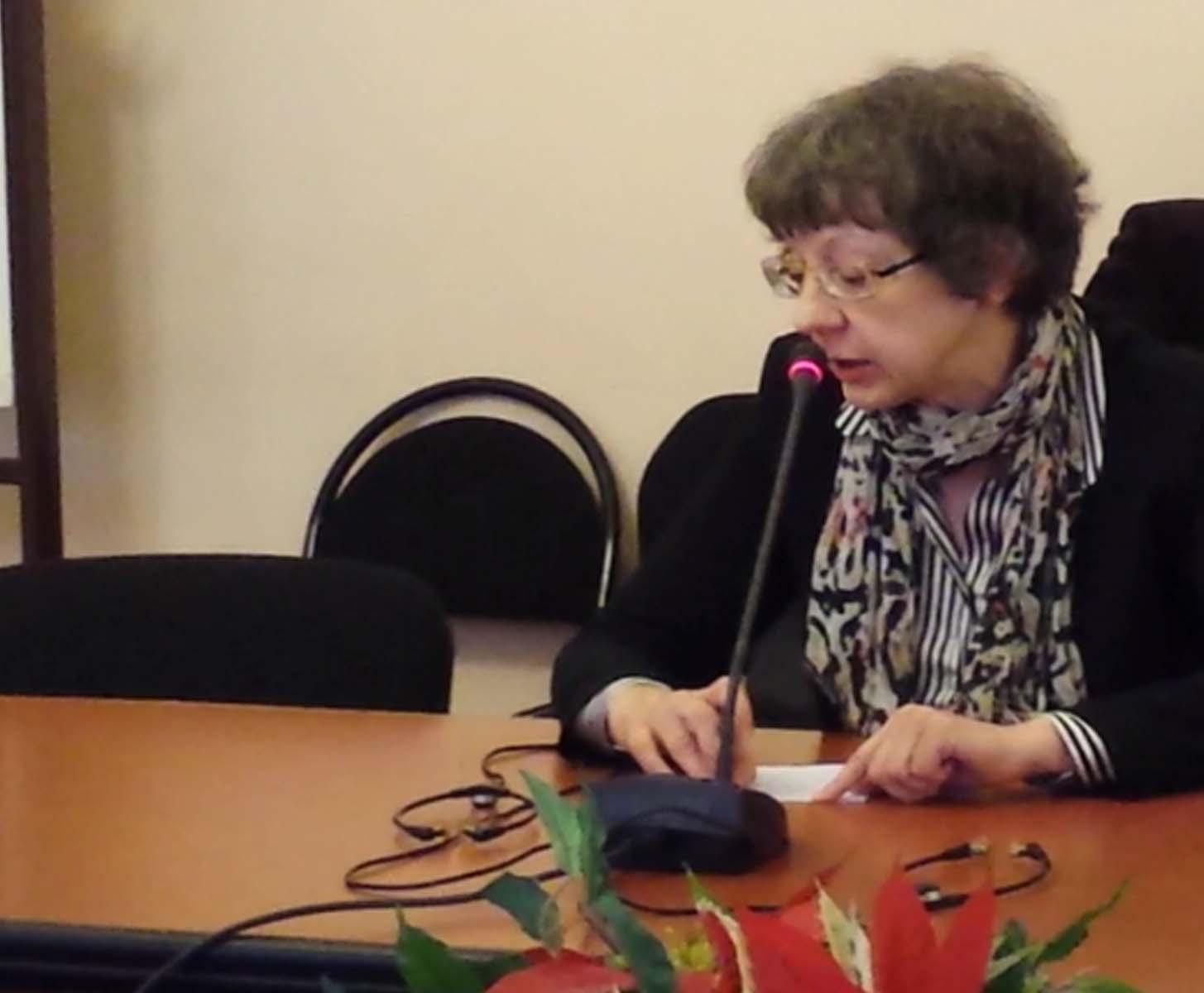 Mrs. Elena Petrovskaya