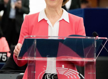 Neue Europäische Kommission