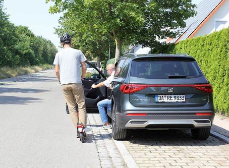 Gefährliche Dooring-Unfälle: Unerwartetes Hindernis