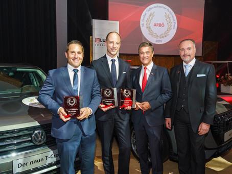Großer Österreichischer Automobil-Preis 2019 geht  an Volkswagen, Audi und Österreichische Post