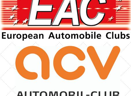 Der EAC und der ACV: Starke Partner für Europa