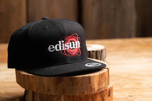 Edisun Logo Snapback hat