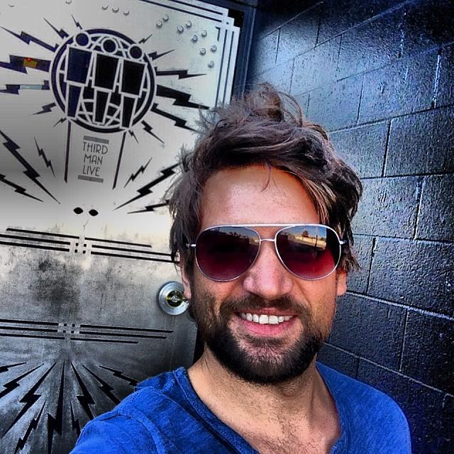 Instagram - Welcome to Jack Whites studio! #tourlife #jackwhite #3rdmanrecords #