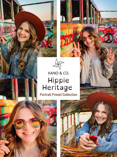 Hippie Heritage - Portrait Preset Collection
