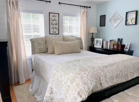 Master Bedroom and Advice Needed!!