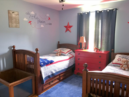 Our Little Boys' Room