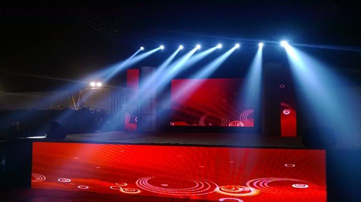Facebook - Amit nager wedding setup