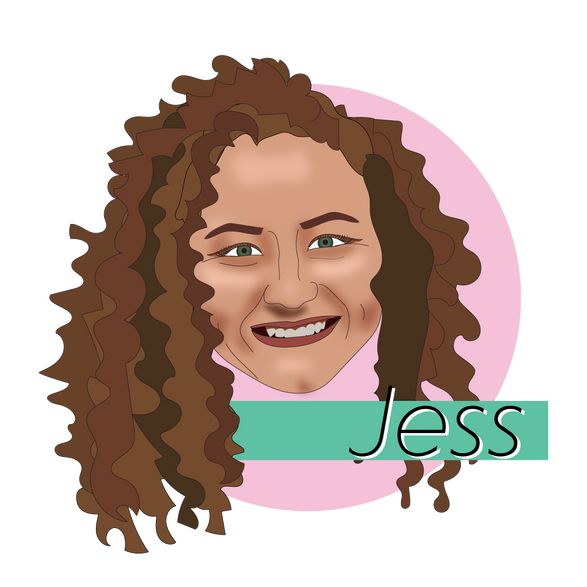 Jess GO-GET-HER