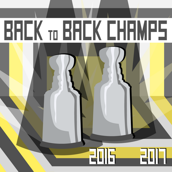 Back to Back Champs