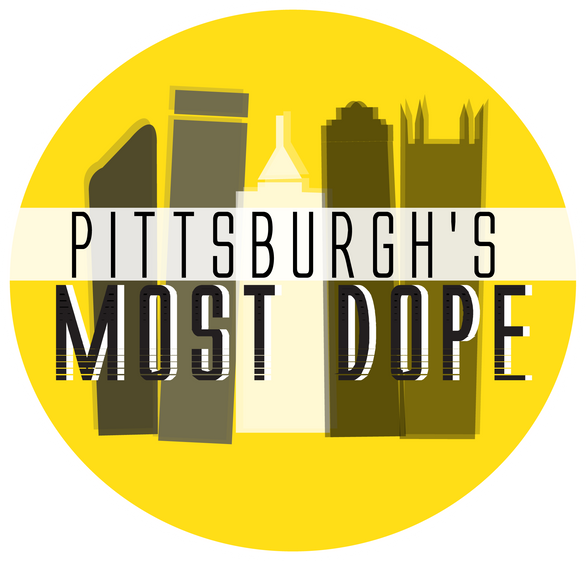 Logo for Pittsburgh's Most Dope