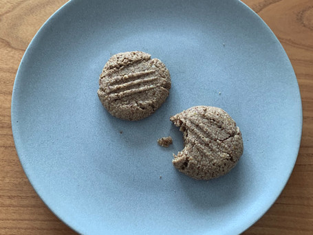 Rena's Flaxseed Cookies (one of my most impactful recommendations)