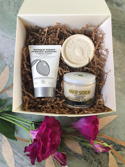 Beauty Set 4: Purifying Face Care