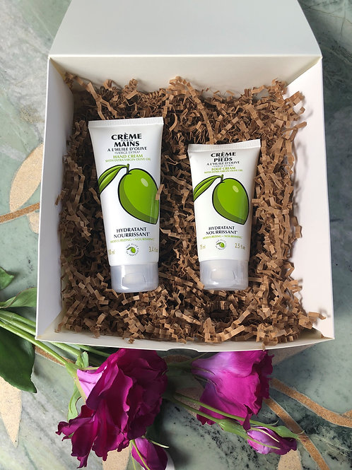 Beauty Set 2: Hand and Foot Care
