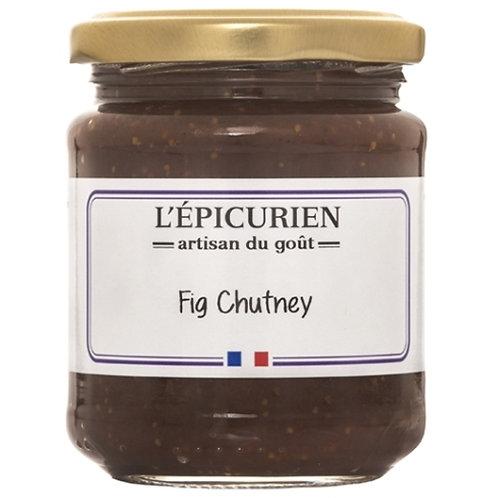 Fig Chutney, L'Epicurien (7.8oz)