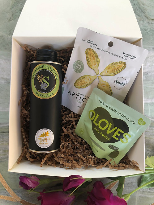 Olive Oil Gift Box 3