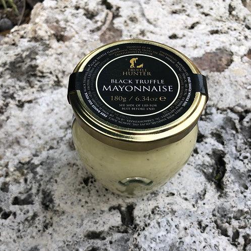 Black Truffle Mayonnaise, Truffle Hunter (6.34oz)