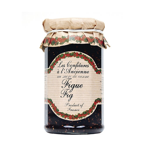 Fig Jam, Les Confitures a l'Ancienne (9.5oz)