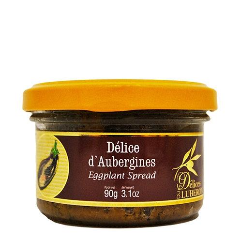 Eggplant Spread, Delices du Luberon (3.1oz)