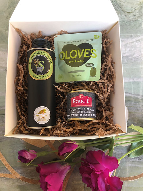 Olive Oil Gift Box 1