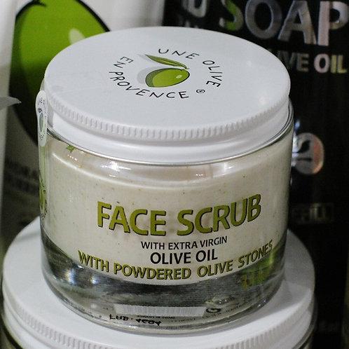 Face Scrub, Une Olive en Provence (100ml)