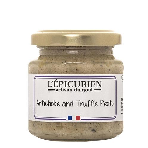 Artichoke & Truffle Pesto, L'Epicurien (3.5oz)