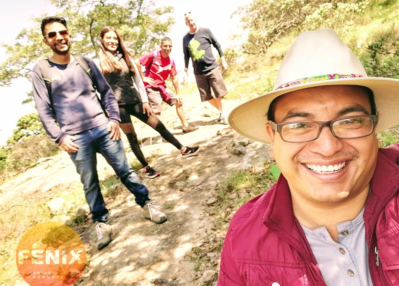 Hiking in Guanajuato