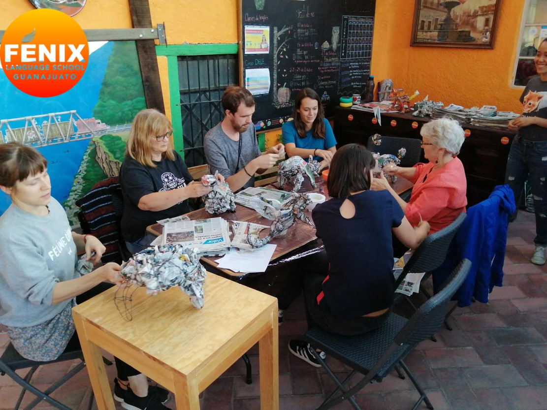 Alebrije workshop