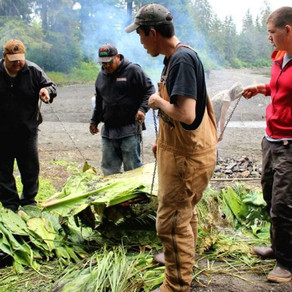 Youth experience a slice of Tlingit life at Culture Camp in Kake