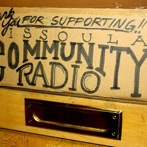 Missoula Community Radio Launches As Accessible Platform For Free Expression