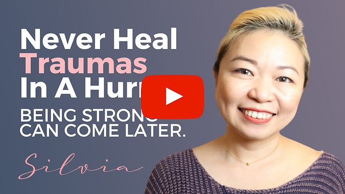 WHAT I LEARNED FROM MY OWN TRAUMA HEALING JOURNEY