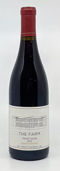 The Farm 'Mason Vineyard' Pinot Noir