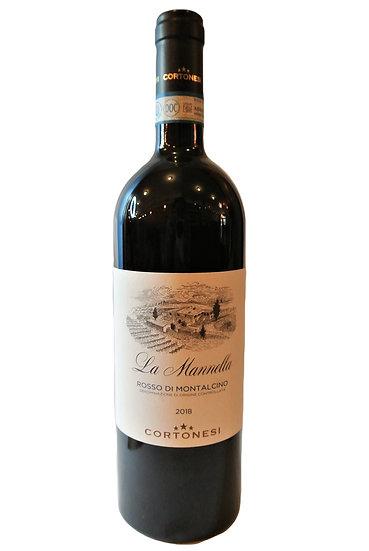 Cortonesi 'La Mannella' Rosso di Montalcino, Sangiovese