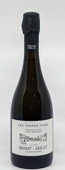 Dhondt-Grellet 'Les Terres Fines' Premier Cru Extra Brut Champagne