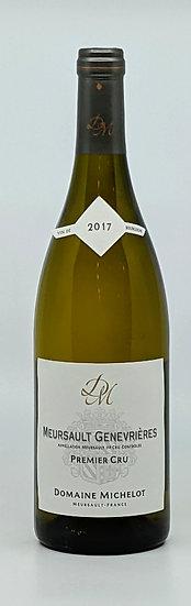 Domaine Michelot Meursault Genevrières Premier Cru Chardonnay